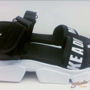 sandalia deportiva impresa
