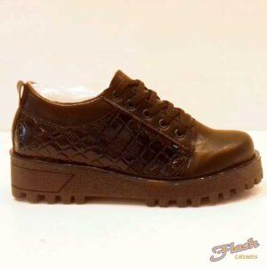 Zapato mujer charol