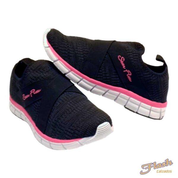 zapatilla deportiva femenina